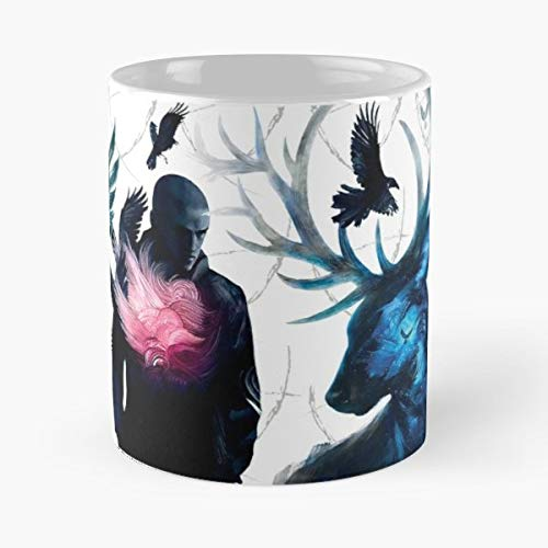 The Raven Cycle Maggie Stiefvater Ronan Lynch Adam Parrish - Best Gift Mugs Blue Sargent Gansey Boys Dream Thieves Best Personalized Gifts