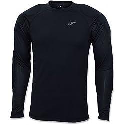 Joma - Camiseta protec portero negro m/l para hombre