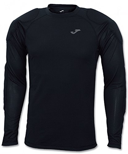 Joma T-shirt Goalkeeper Protection nera - 12-14 A