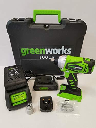 Greenworks Tools-24V Batterie de chocs de...