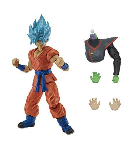 Dragon Ball Super Dragón estrella figura acción Goku azul