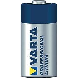 10 Pièces VARTA CR123A Professional Lithium 3V Pile (quantité: 10 x CR123A)