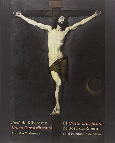 El Cristo crucificado de Jose Ribera