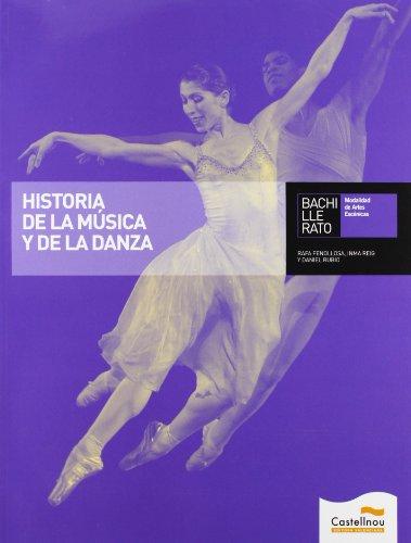 Historia de la música y la danza (L+CD) (Libros de texto)