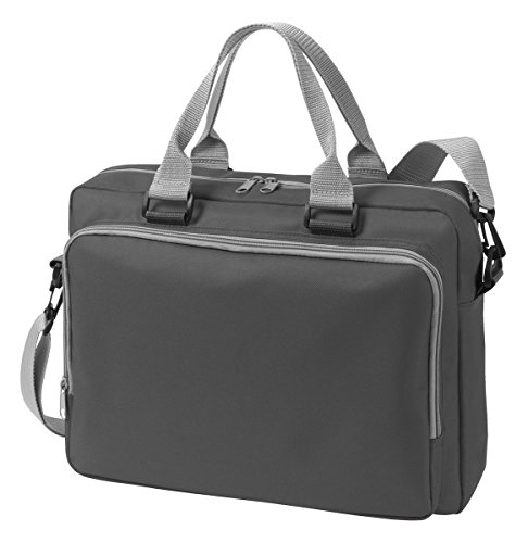 Congress Bag- Borsa ufficio Grigio