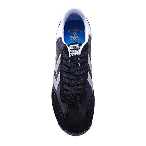 Hummel Stadion L, Sneaker donna Black