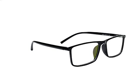 Peter Jones Unisex Eyewear Spectacle Frame (Bbm1_Black_)