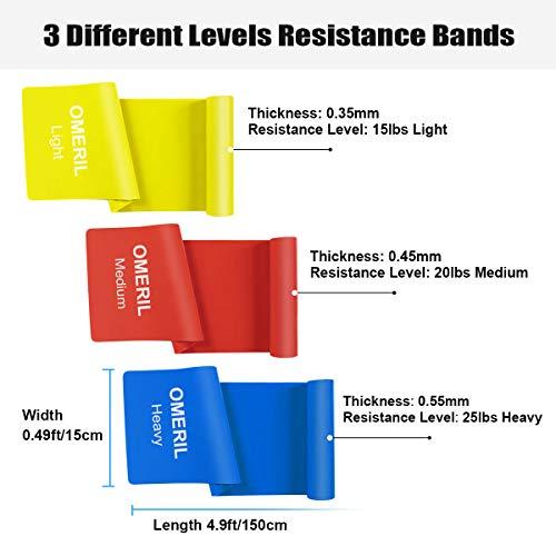 Zoom IMG-4 omeril bande elastiche fitness 3