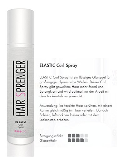 Hair Sprenger ELASTIC Curl Spray