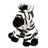 Plush Toy Stuffed Toy Baby Zebra Cuddly Toy Approx. 20cm
