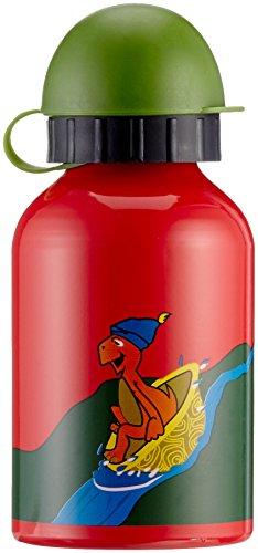 SALEWA Childrens - Botella infantil, tamaño único, color rojo