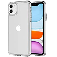iPhone 11 Case, Ankengs iPhone 11 phone case [Ultra Thin Designed] [Anti-Yellow] [Anti-Scratch] Case Cover for iPhone 11