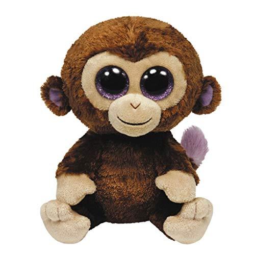 "Beanie Boo Monkey - Coconut - 23cm 9"""