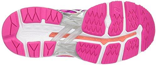 Asics Damen Gt-2000 5 Laufschuhe Pink (Pink Glow/White/Dark Purple)