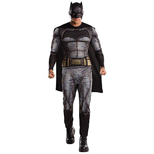 Dawn Kostüm Comic - DC Comics Herren Kostüm Batman Dawn of Justice Karneval Gr.M/L