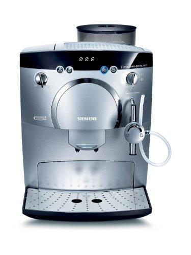 Siemens TK58001 Espresso-Vollautomat / 1400 Watt / 15 bar Thermoblock-Pumpen-System