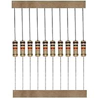 B2Q Kohleschicht Widerstand Resistor 120 Ohm 1W 5% 10 Stück (0025)