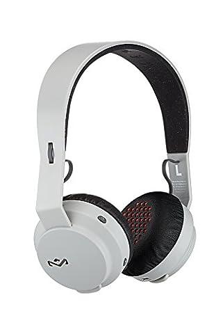 Marley EM-JH101-GY Bluetooth Kopfhörer grau