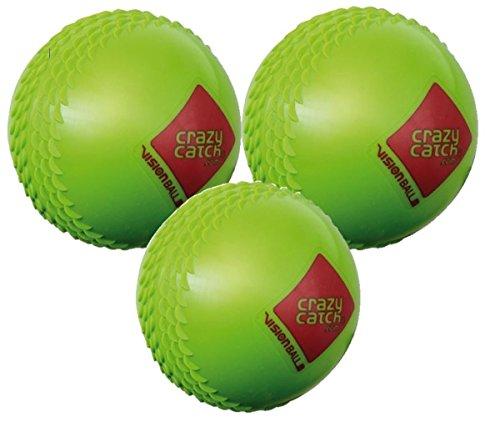 Crazy Catch - 3 Vision Balls (green) Test