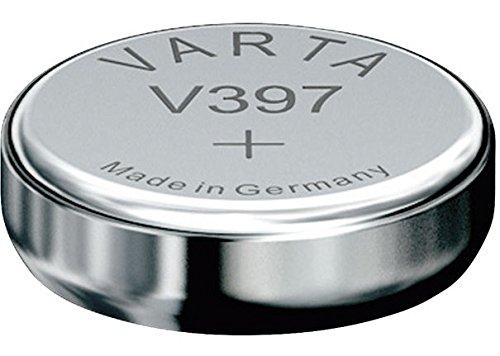 Varta sR59 Silver-Oxide 1,55 V Non-Rechargeable Battery - Non-Rechargeable Batteries (Silver-Oxide, Button/Coin, 1,55 V, sR59, HG (Mercury), Silver)