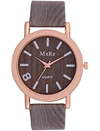 Jack Klein Stylish and Analog Wooden Finish Watch