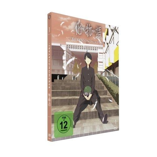 Bakemonogatari Vol. 1 [Blu-ray]