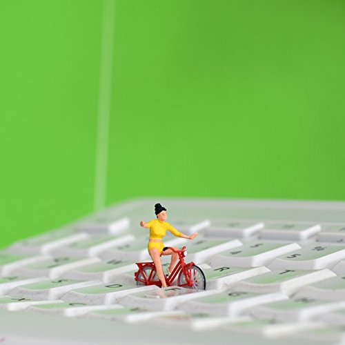 Fotokunst auf Holz - work life balance Balance Auf Geschenk-karte