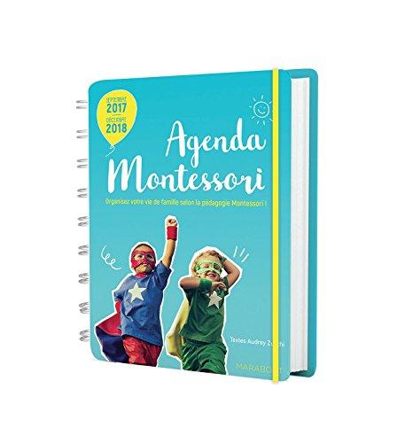 Agenda familial Montessori 2017-2018