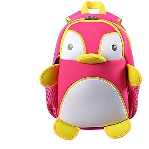Nohoo 3D Pingüino Mochila Infantil