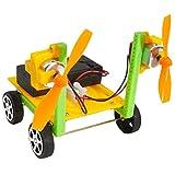 D DOLITY Elektronik Auto Experimente Wissenschaft Spielzeug Wissensspiele