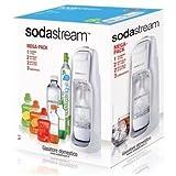 Sodastream JET Megapack, bianco