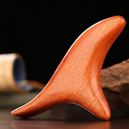 BOC CZZ dreieck Vogel Meridian Pinsel schaben Instrument, fußmassagegerät, punktstock, Holz manuelle fuß akupressur Stick,A,Massagegerät