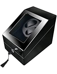 NINUO - Expositor Giratorio para Relojes automáticos Rolex (2 + 3, 5 velocidades)