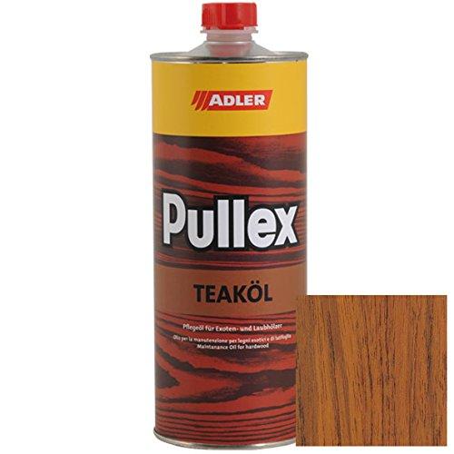 Preisvergleich Produktbild Pullex Teaköl 1l Teak Teakholzöl Holzöl Pflegeöl