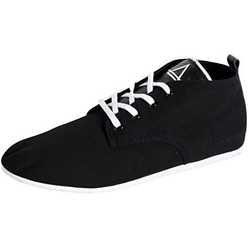 Eleven Paris Baswhite scarpa, colore: nero, Nero (nero), 43