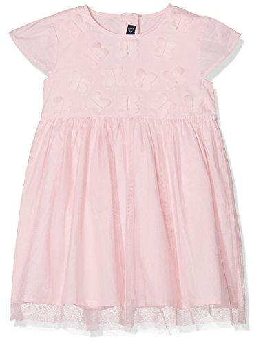 Blue Seven Baby-Mädchen RH Kleid, Rosa 403, 62