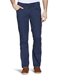 Wrangler - Texas Stretch - Pantalon - Droit - Stretch - Homme