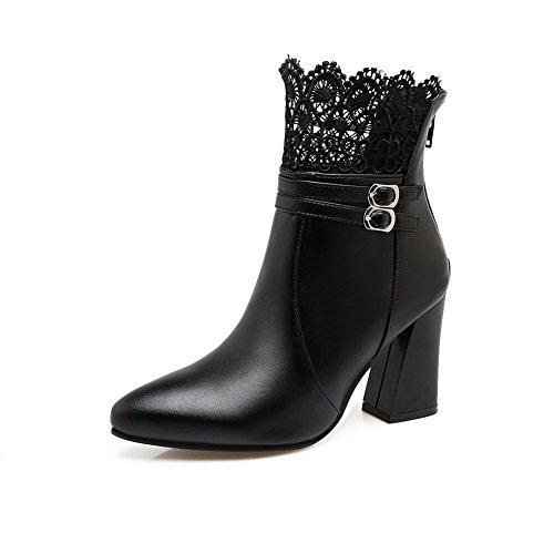 BalaMasa  Abl09716, Sandales Compensées femme Noir