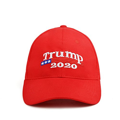 CATOP Make America Great Again - Donald Trump Sun Visor Hats American Flag Baseball Cap Unisex 2016 Campaign Cap