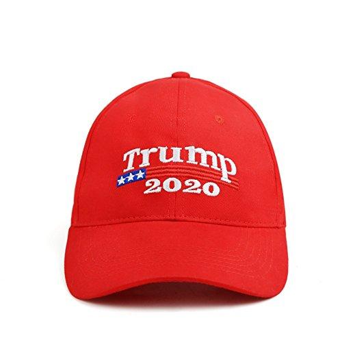 def4f554e8efe CATOP Make America Great Again - Donald Trump Sun Visor Hats American Flag  Baseball Cap Unisex