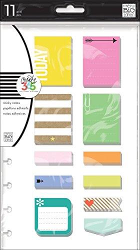 Me My Big Ideas & carta creare adesivi 365 post-happy 1 - Mese Free Planner