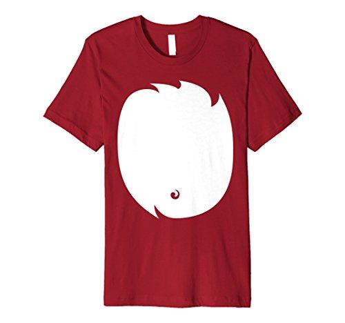 Fox Löwe oder Tiger Halloween-Kostüm Shirt Cute für -