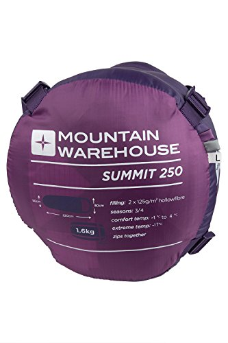Saco de dormir | Mountain Warehouse Summit 250