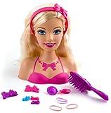 IMC Toys 784604 - Busto de muñeca con accesorios para peinar