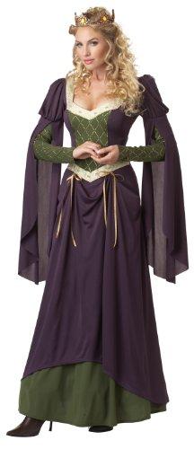 Generique - Kostüm als Dame der Renaissance für Erwachsene L - Renaissance Prinzessin Damen Kleid Kostüm