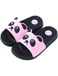 5d76f370350 KVbaby Kids Antiskid Lovely Bathroom Slipper Boys Girls Beach Pool Shoes  Soft Flip Flops Home Slippers