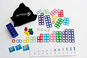 Numicon: Homework Activities Intervention Resource -