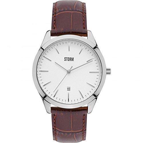 Para hombre Storm ortus reloj ortus-white