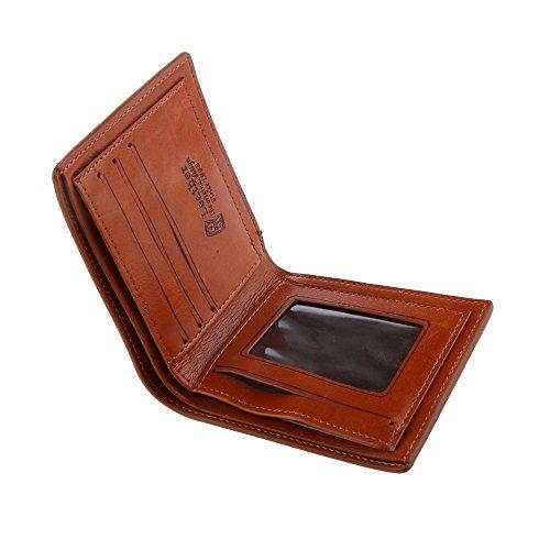 Phenovo Beautilful Women Short Leather Wallet Lady Card Purse Handbag