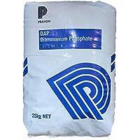 Fosfato diamónico hidrosoluble 21-53-00. 25 Kilos. Fertilizante nutriente Utilizado como multiplicador de levadura en Vino y Mosto. Utilizado con éxito como atrayente de Insectos.